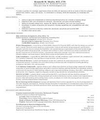 Military To Civilian Resume Template Marine Resume Eliving Co