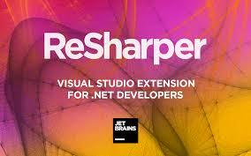 resharper visual studio extension for net developers by jetbrains