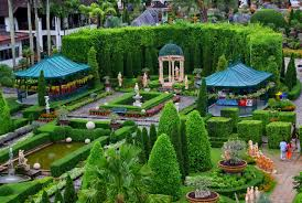 Most Beautiful Gardens In The World by One Of The Most Beautiful Garden In The World Nong Nooch
