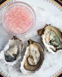 8 Classic Fish And Seafood Sauce Recipes Mignonette Recipe Mignonette Sauce For Oysters Simplyrecipes Com