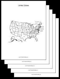 the 25 best united states map printable ideas on pinterest