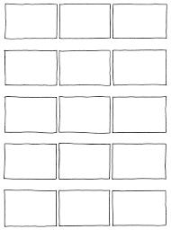 thumbnail sketching template by lemonoid on deviantart