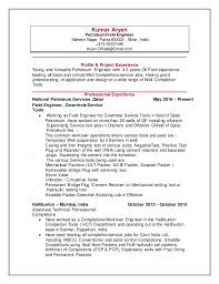 petroleum engineer resume kumar aryan resume