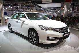 honda accord coupe india honda accord hybrid to launch in india on october 25