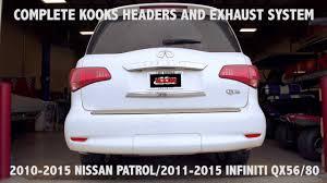 infiniti qx56 japan 2010 2015 nissan patrol 2011 2015 infiniti qx56 80 with kooks full