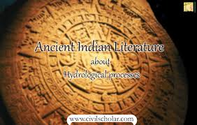 hydrology in ancient india civil engineering scholar