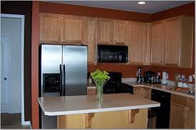 kitchen paint colors with maple cabinets for more beautiful accent