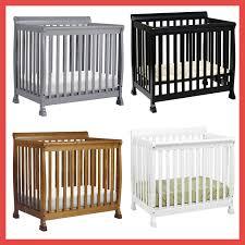 Mini Crib Davinci 4 Modern Baby Cribs For Small Rooms That Everyone