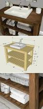 do it yourself ideas diy industrial farmhouse bathroom vanity with do it yourself ideas