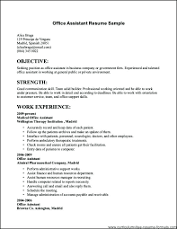basic resume outline objective basic resume objective statement the best outline ideas on