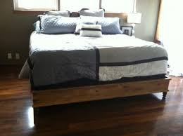 Queen Size Platform Bed Plans Free by Best 25 King Size Platform Bed Ideas On Pinterest Queen