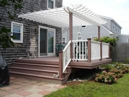adding a roof to your deck design by archadeck st louis st