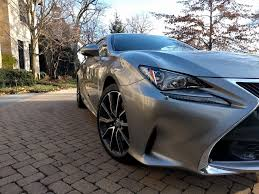 lexus rc model year changes the lexus rc 350 is the luxury coupe compromise that isn u0027t gearopen