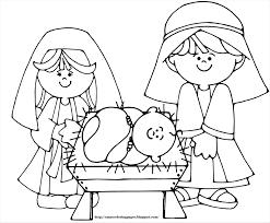 merry christmas nativity coloring page nativity diorama christmas