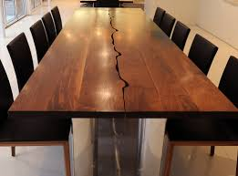 Solid Cherry Dining Room Furniture by Dining Room Laudable Solid Wood Dining Table With Extensions