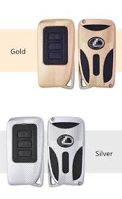 lexus fob price car aluminum key fob cover case skin protector holder for lexus is