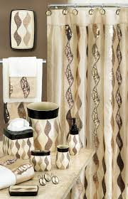 Window And Shower Curtain Sets Bathroom