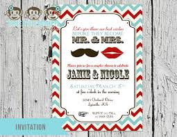 Couple S Shower Invitations Vintage Mr And Mrs Couples Wedding Shower Party Invitation