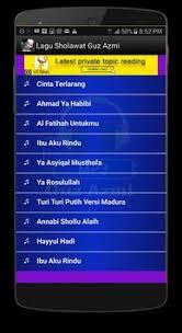 download mp3 gus azmi ibu aku rindu lagu sholawat gus azmi apk download free music audio app for