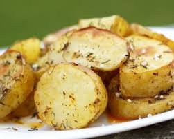 comment cuisiner les pommes de terre de noirmoutier recette pommes de terre sautées au thym à la graisse de canard