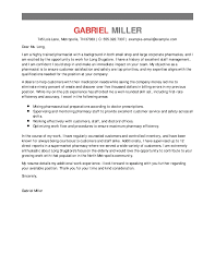 an exle of a cover letter for a resume resume cover letter pharmacist best exles livecareer