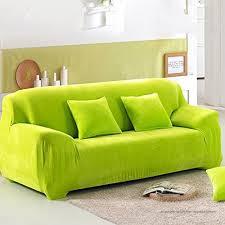 jeter un canapé de sofa en daim housses pour canapé extensible protecteur de