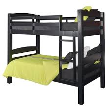 Bunk Beds For Free Powell Levi Black Wood Bunk Bed Free Shipping