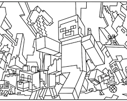 mine craft coloring page 100 images 37 awesome printable