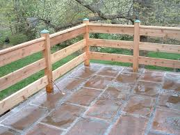 How To Make Handrails For Decks Best 25 Deck Railing Systems Ideas On Pinterest Cable Deck