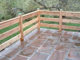 best 25 decking handrail ideas on pinterest deck railings