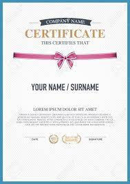 electrical minor works certificate template vector certificate template choice image templates example free