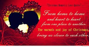 christmas romantic quote