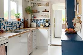 best paint for melamine kitchen cabinets uk 13 brilliant upcycled kitchens made on a shoestring