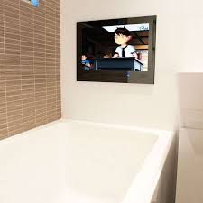 bathroom tv mirror tv for bathroom bathroom mirror tv kitchen tv