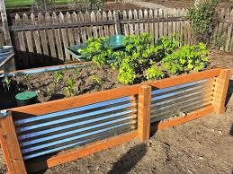 how to galvanized garden beds u2013 blueberry hill crafting