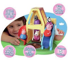 buy peppa pig weebles house argos uk