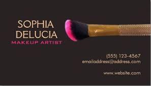 Professional Makeup Artist Websites Elegant Professional Makeup Artist Gold Pink Makeup Brush Business