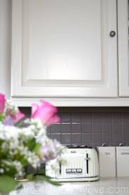 quick and easy kitchen makeover diy painted cabinets from