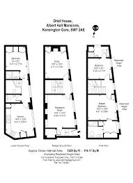 3 bedroom house for sale in albert hall mansions kensington gore