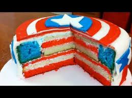 avengers cake u0026 cupcake ideas captain america cake capt america