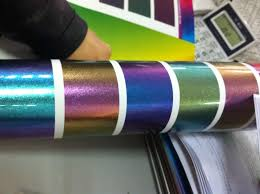 shenzhen kameleon blue green purple superflash chameleon paint