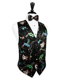 mardi gras tie abe s formal wear mardi gras novelty vest by cardi 44 95