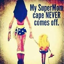 Super Mom Meme - a day in the life motherhood single parenting pinterest