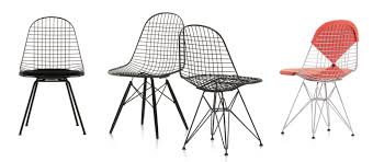 Chaire And The Chocolate Factory Vitra Wire Chair