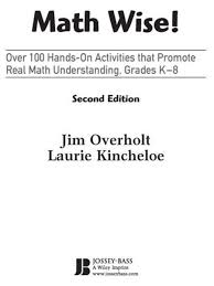 math wise over 100 hands on activities that promote real math
