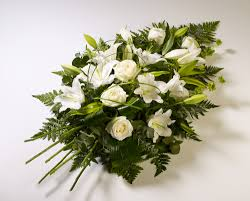 flower for funeral white funeral spray loveagent