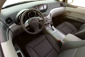 subaru exiga interior why isn u0027t subaru just making a three row outback