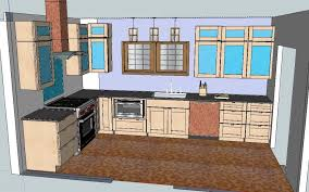 home design using google sketchup google sketchup kitchen design dasmu us nice on with best gallery 1
