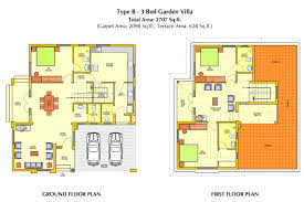 Zen Floor L Villa Designs And Floor Plans On Inspiring Ahscgscom L