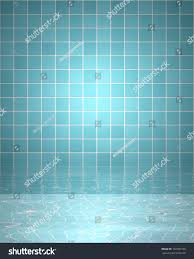 Bathroom Tiles Spa Background Bathroom Tiles Water Stock Illustration 132783728
